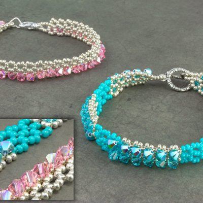 Cyrstal Charisma Tennis Bracelet