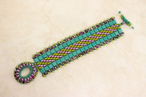 Impressionistic Bracelet