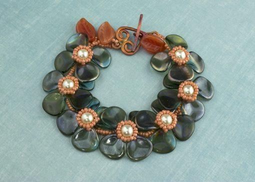 Teal Fantasy Bracelet