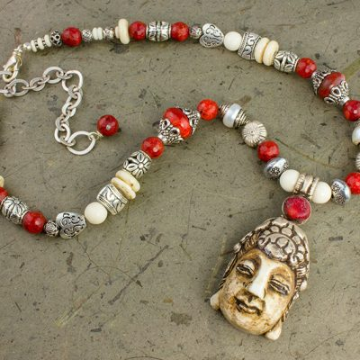 Bountiful Buddha Necklace