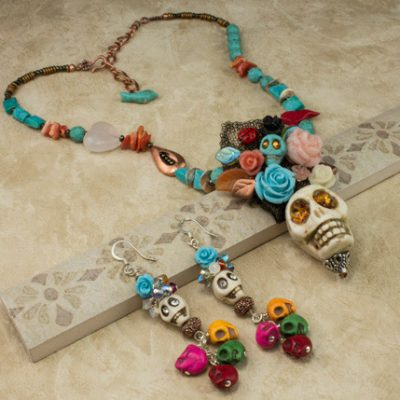 Floral Fantasia Necklace