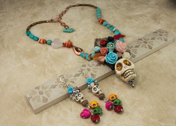 Floral Fantasia Necklace