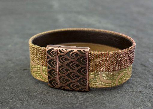 Dynamic Duo Bracelet