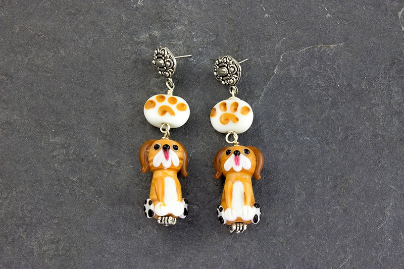 Woof-Woof Earrings