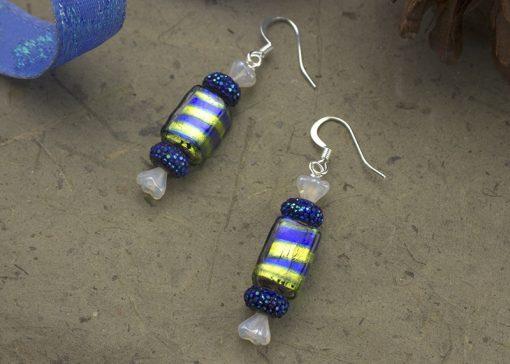 Blumints earrings