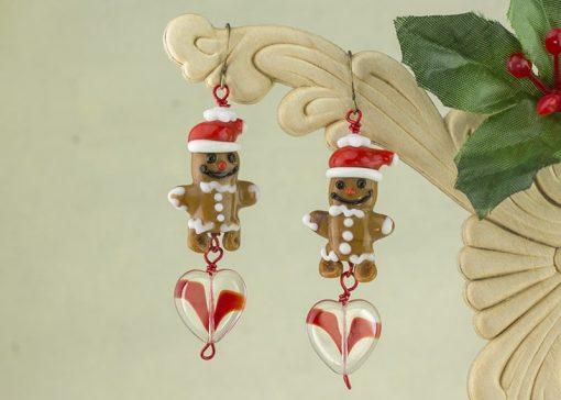 Lovin Gingerbread Earrings