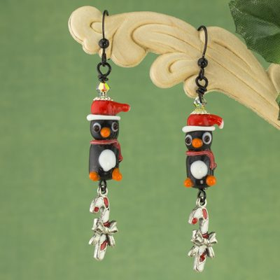 North Pole Earrings