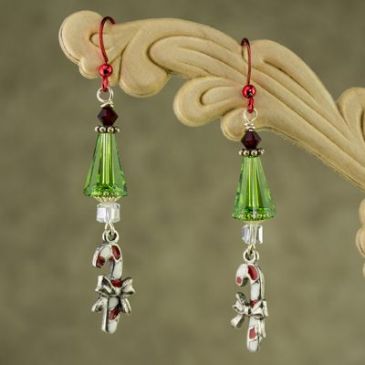 Sweet Tree Earrings