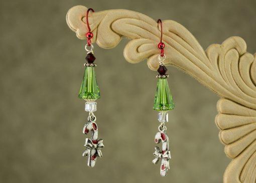 Sweet Tree Earrings