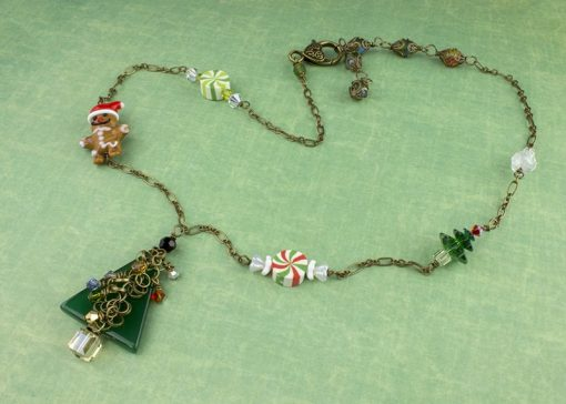 Merry-Mint Necklace