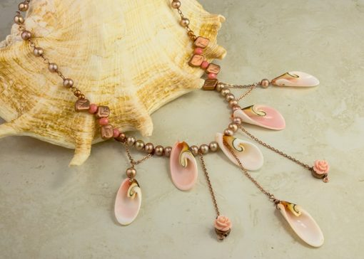 Bevy of Shells Necklace