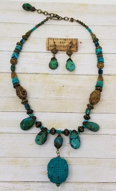 turquoisenecklace